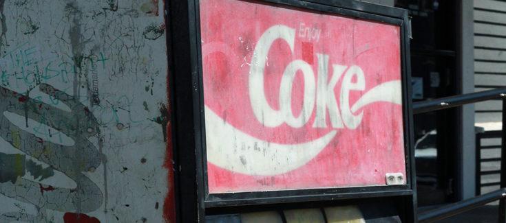 The Mystery Soda Machine