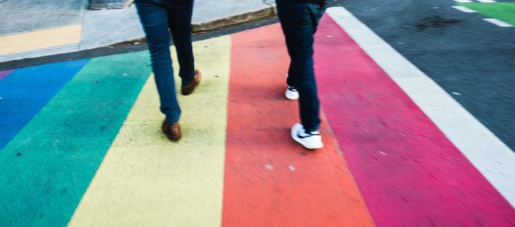Rainbow Walkway